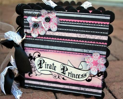 Pirate Princess Album
