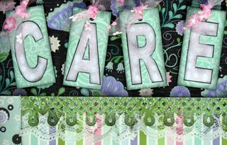 Carefree Letter Detail